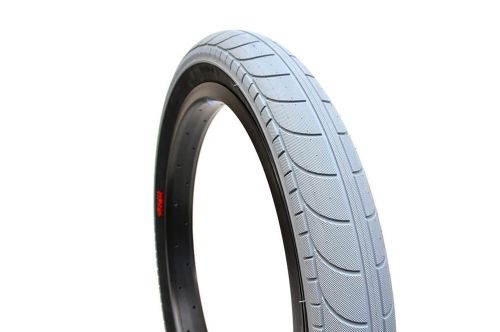 Stranger Ballast Tyre - Grey With Black Sidewall 2.45""
